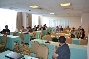 Discussions at MDEBE'13